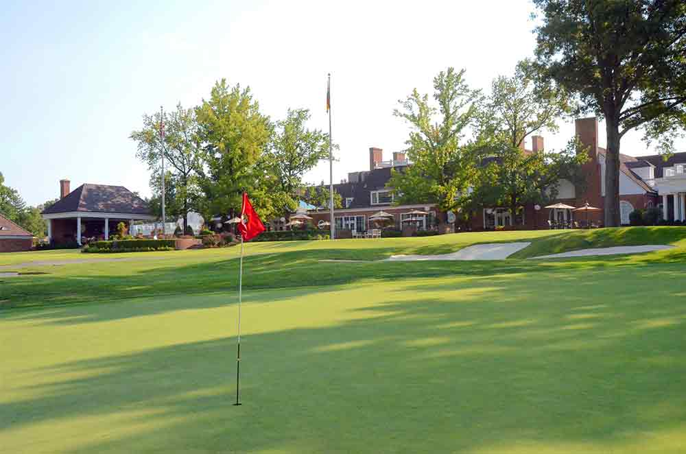 Old Warson Country Club, Best golf courses in St. Louis, Missouri