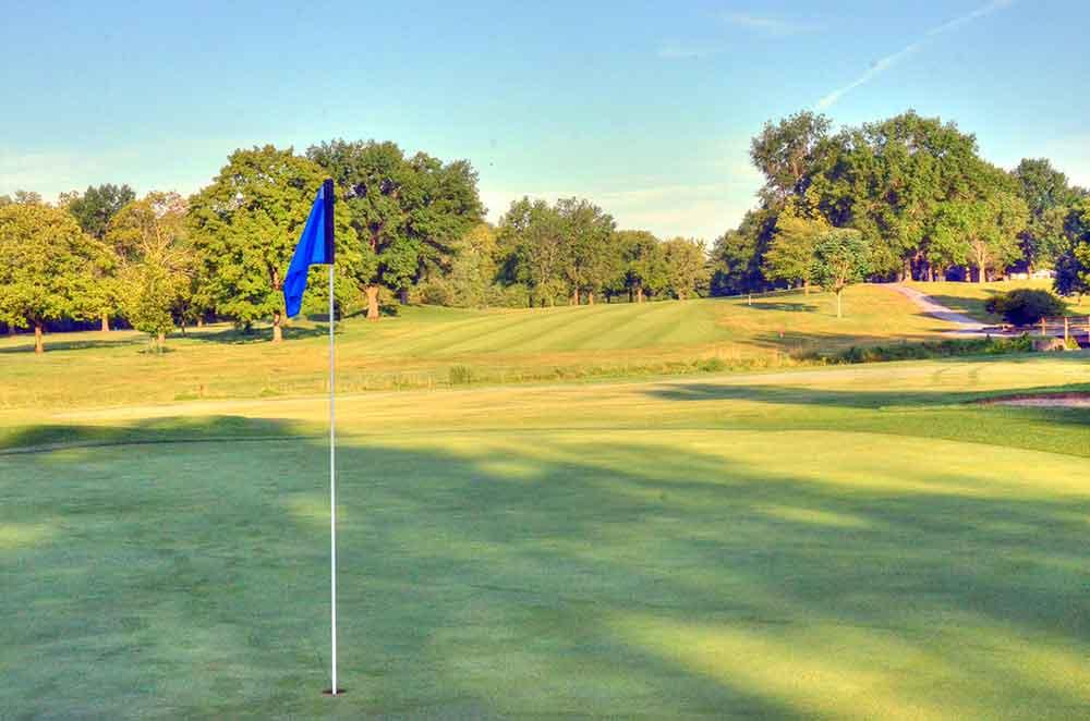 Ballwin-Golf-Course,-St-Louis,-MO-Flag