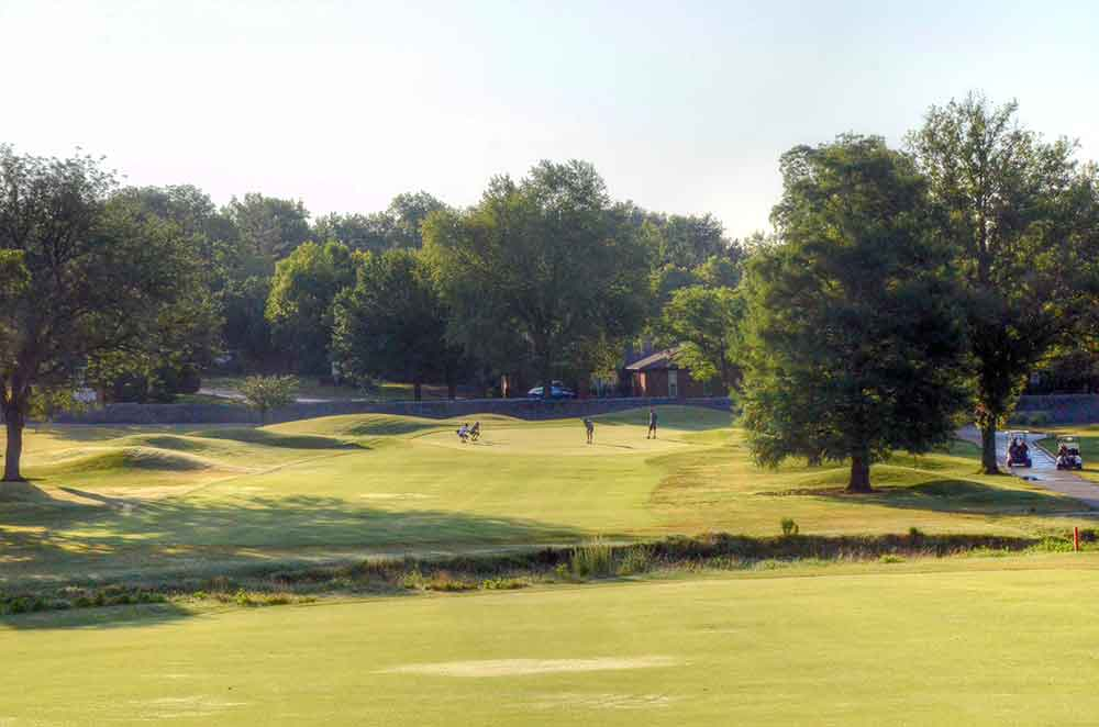 Ballwin-Golf-Course,-St-Louis,-MO-Putting