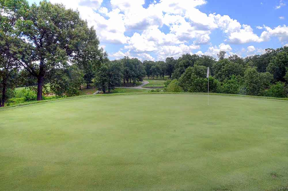 Briarbrook-Golf-Club,-Joplin,-MO-Hole-11-Green