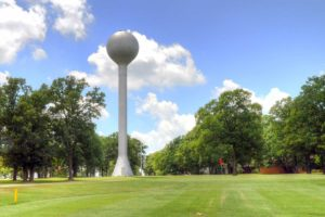 Briarbrook-Golf-Club,-Joplin,-MO-Water-Tower