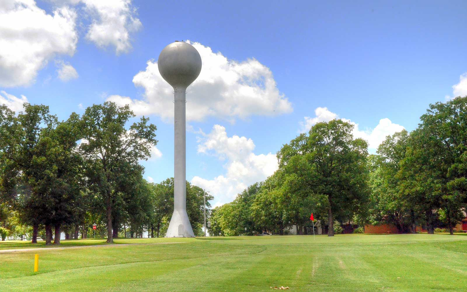Briarbrook-Golf-Club,-Joplin,-MO-Water-Tower