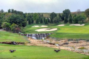 Buffalo Ridge Springs Course. Best Golf Courses in Branson, Missouri