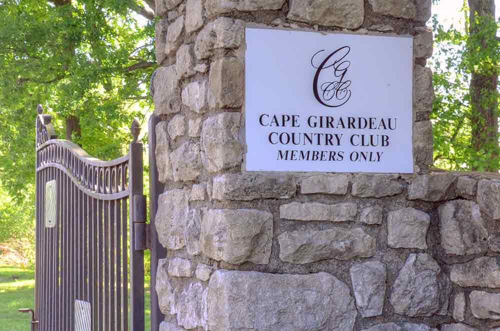 Cape Girardeau Country Club Golf Courses In