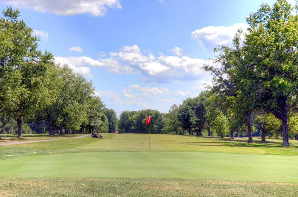 Creve-Coeur-Golf-Course,-St-Louis,-MO-Fairway