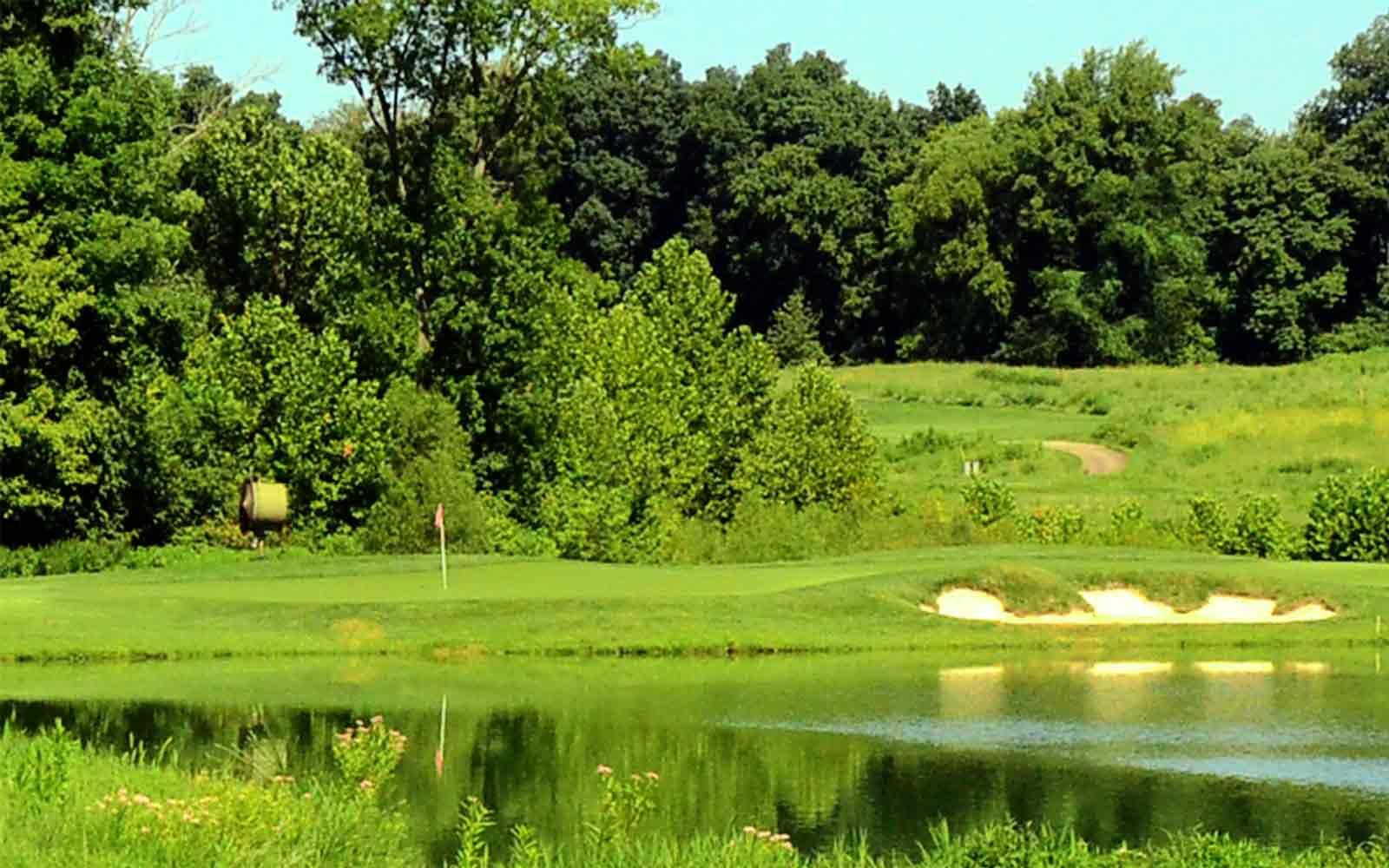 Dalhousie Golf Club. Best Golf Courses in Cape Girardeau, Missouri