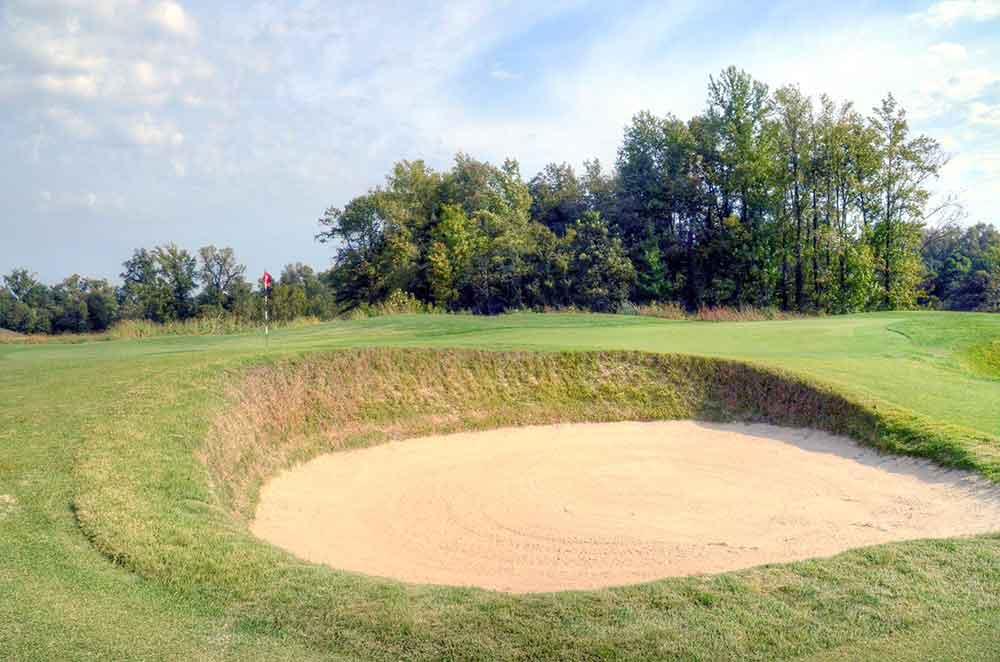 Dalhousie-Golf-Club,-Cape-Girardeau,-MO-Bunker