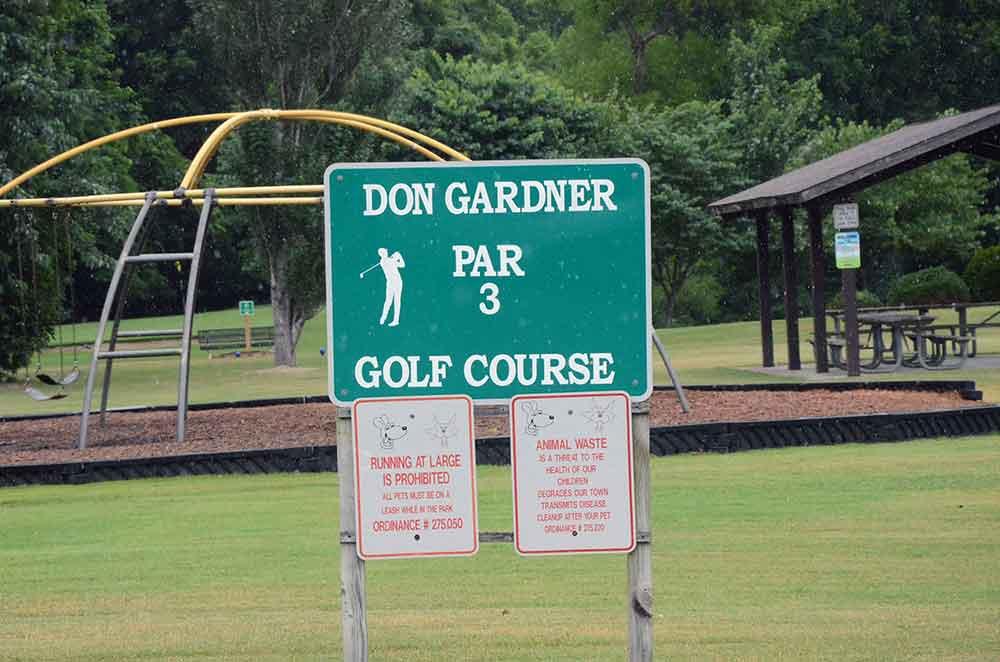 Don gardner par 3 golf course best golf courses in for Gardner golf course