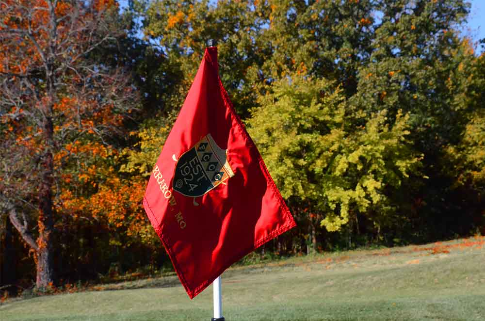 Franklin-County-Country-Club,-Washington,--MO,-Flag