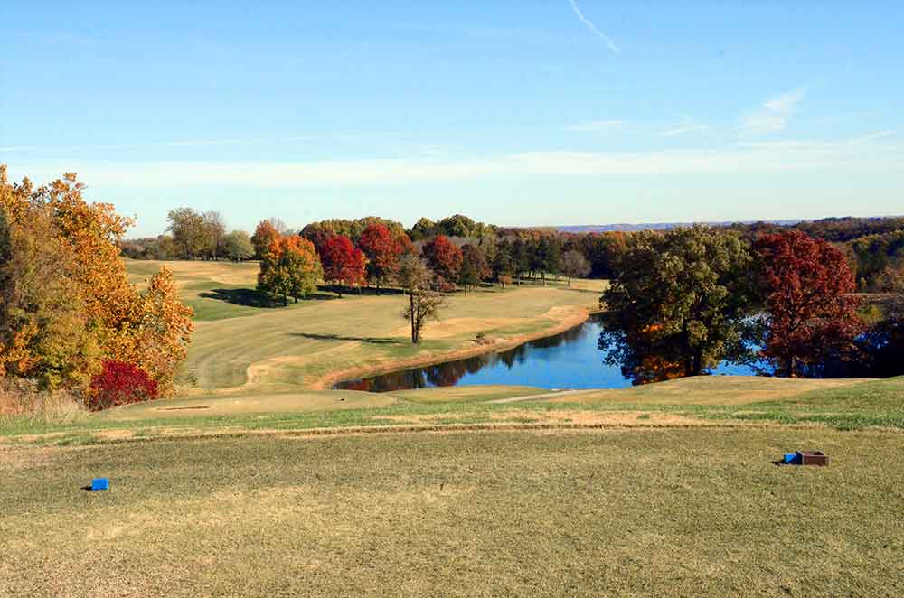 Franklin-County-Country-Club,-Washington,--MO,-Tee