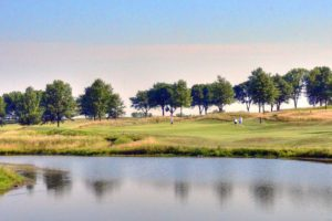 Fred-Arbanas-Golf-Course,-Kansas-City,-MO-Green