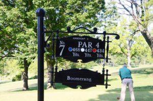 Glen Echo Country Club, St. Louis Golf Courses