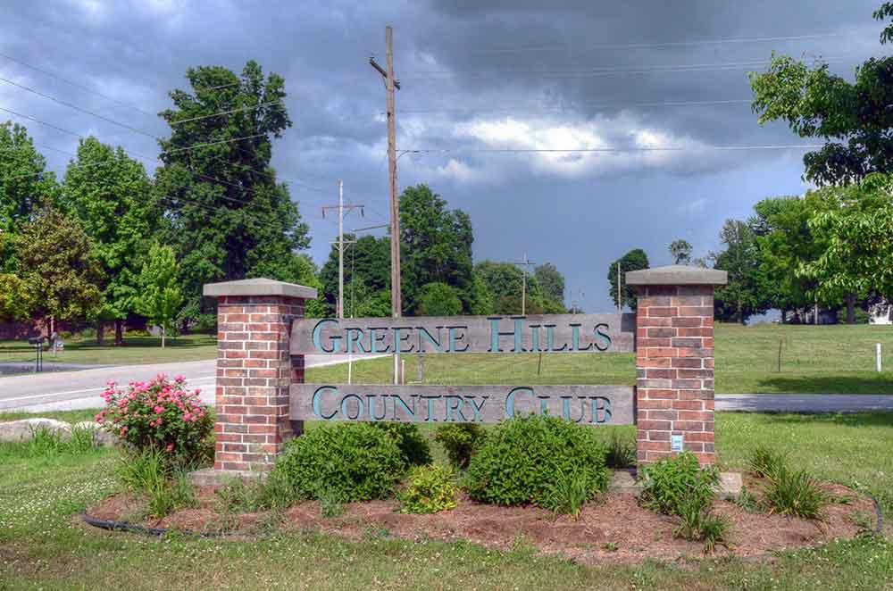 Greene-Hills-Country-Club,-Willard,-MO-Sign