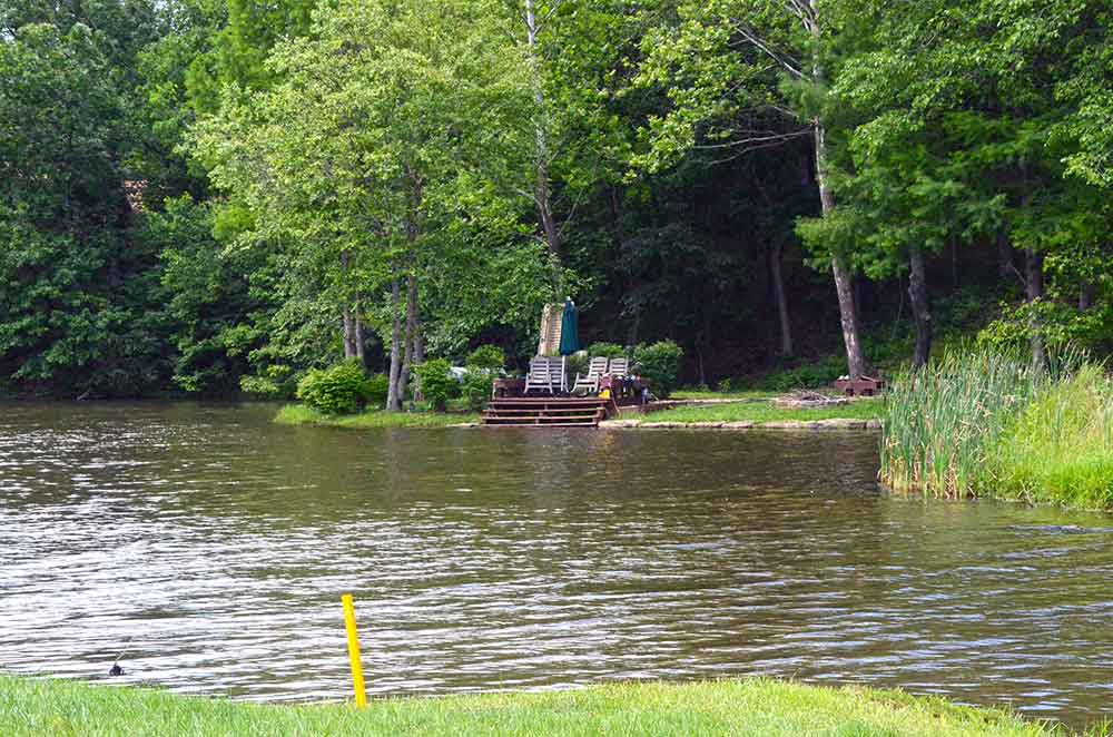 Innsbrook-Golf-Resort,-Innsbrook,-MO-Dock