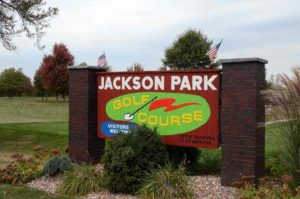 Jackson Park Golf Course, Palmyra Golf courses