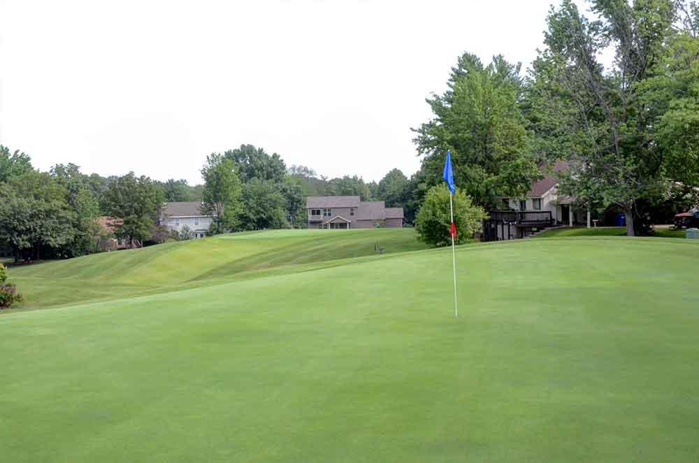 Lake-Saint-Louis-Golf-Course,-Greens