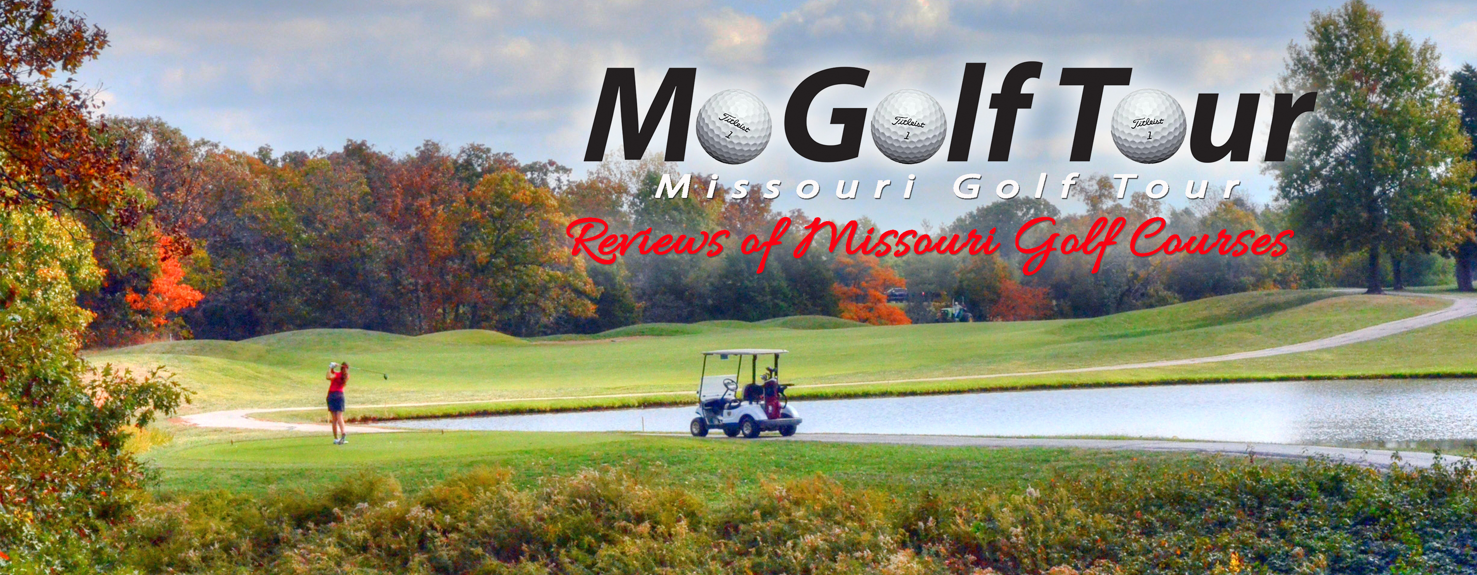 Missouri Golf Courses, Reviews of Missouri Golf Courses