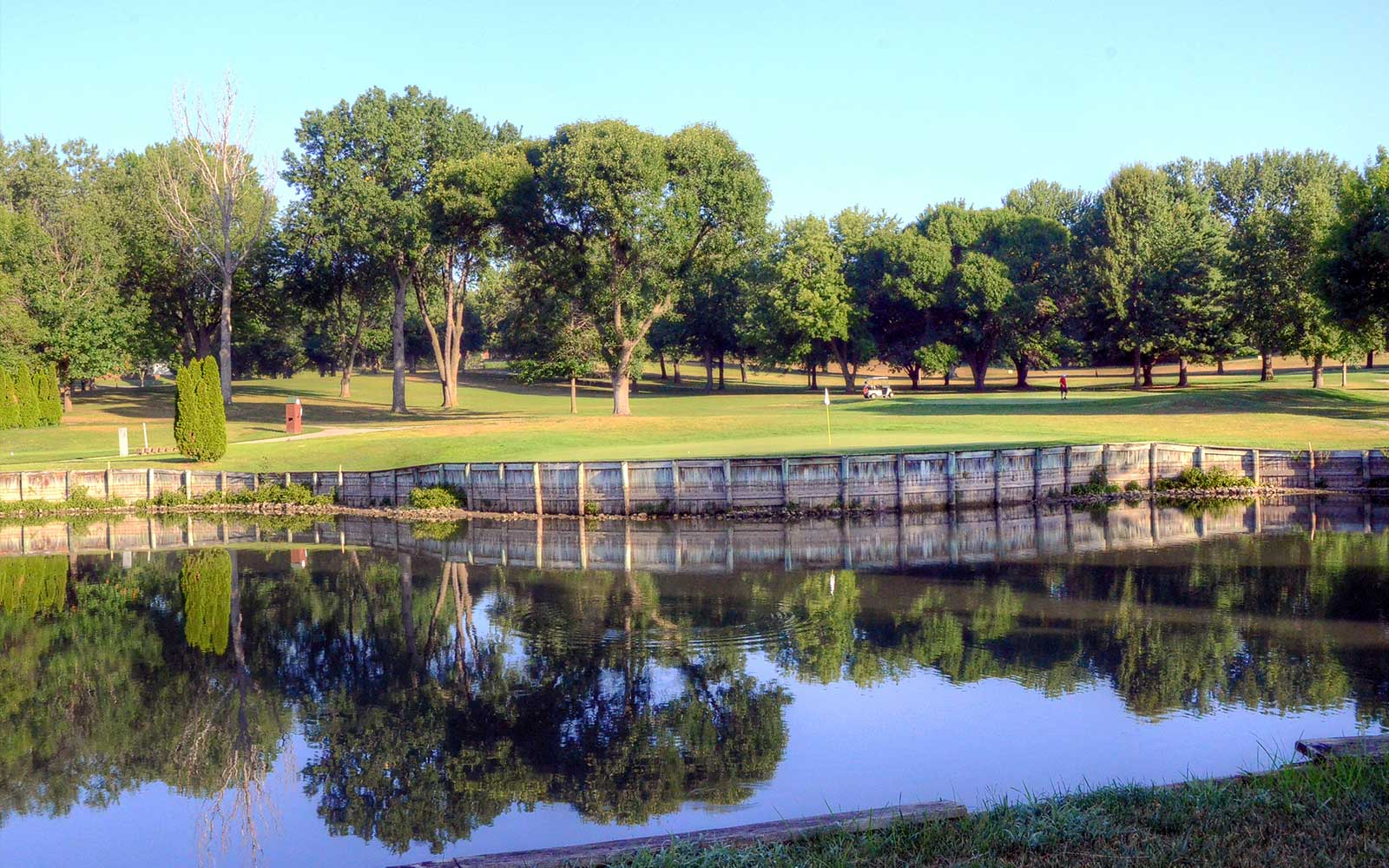 Moila-Golf-Club,-St-Joseph,-MO-Lake
