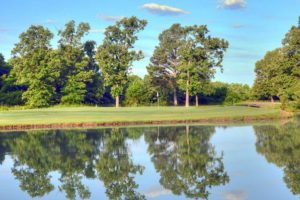 Neosho-Municipal-Golf-Course,-Neosho,-MO---Reflection