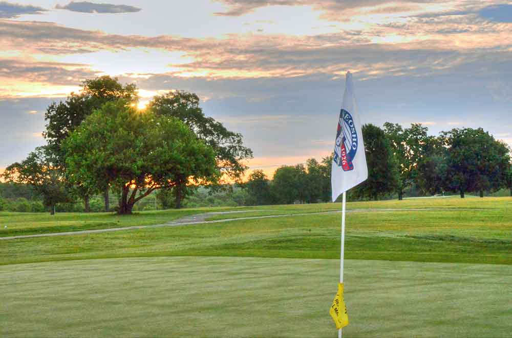 Neosho-Municipal-Golf-Course,-Neosho,-MO--Sunrise
