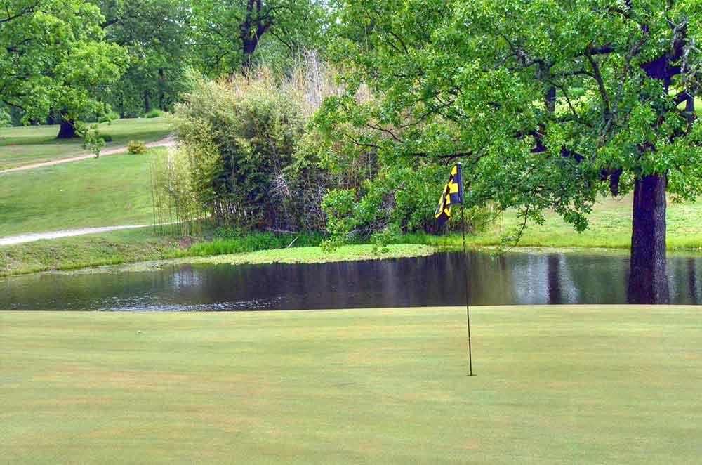 Oak-Hills-Country-Club,-Dixon,-MO-Green