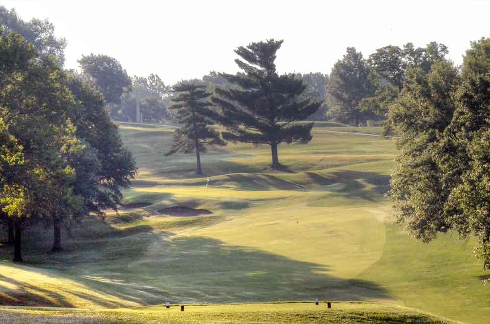 Oakwood-Country-Club,-Kansas-City,-MO-Hole
