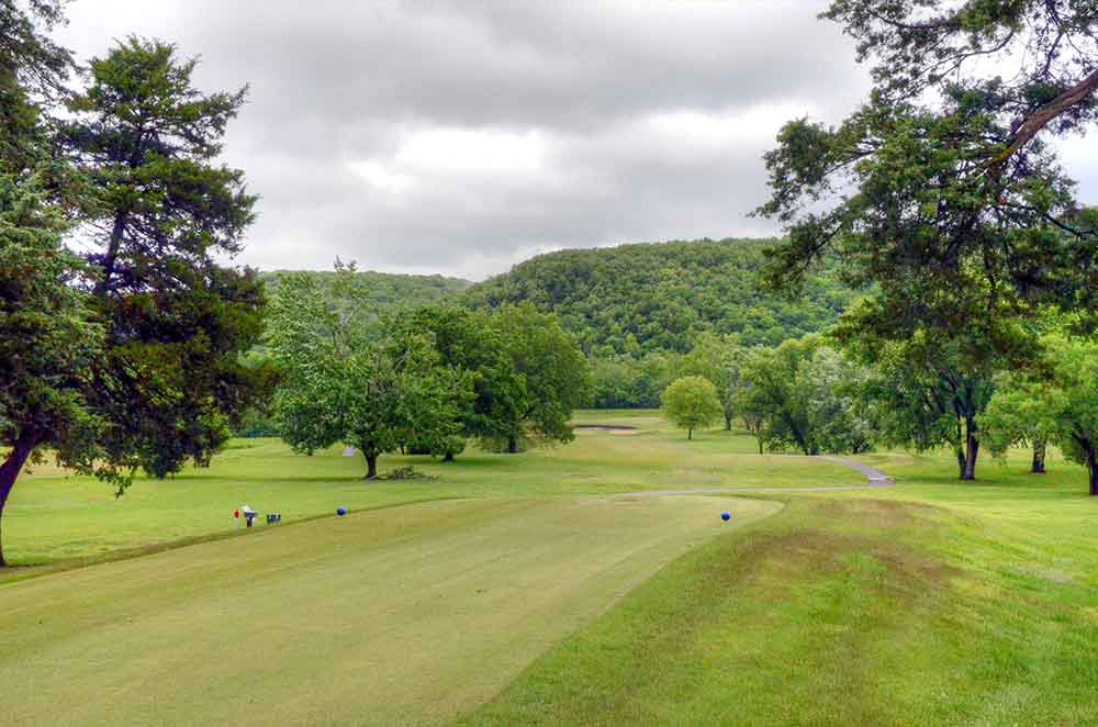 Piney-Valley-Golf-Course,-Ft-Leonard-Wood,-MO-Tee