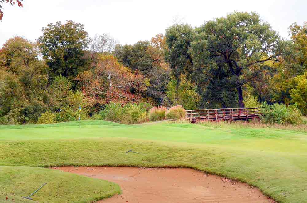 Rivercut Municipal Golf Course , Springfield, Missouri