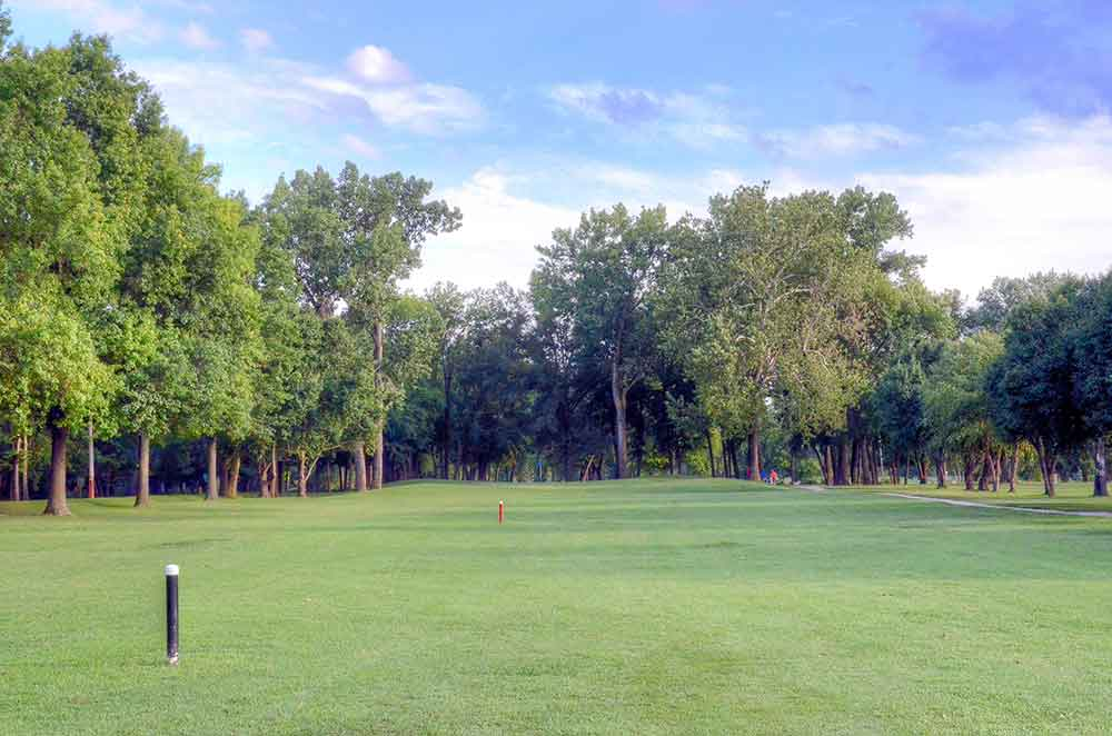Riverside-Golf-Course,-St-Louis,-MO-Fairway