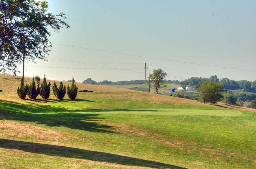 Rock-Port-Golf-and-Country-Club,-Rock-Port,-MO-9th-Hole