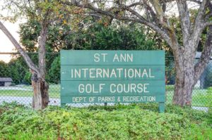 St. Ann International Golf Course, St. Louis, Missouri