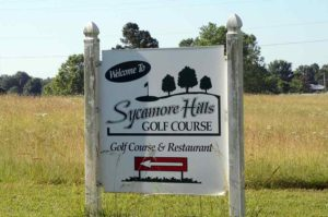 Sycamore Hills Country Club. Golf Courses in Doniphan