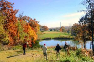 Tapawingo National Golf Club is one of the nicest and most popular public courses in St. Louis.