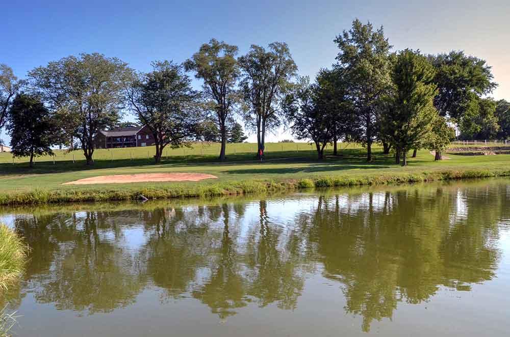 Tarkio-Golf-Club,-Tarkio,-MO-Lake