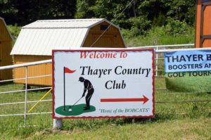 Thayer Country Club, Thayer, Missouri