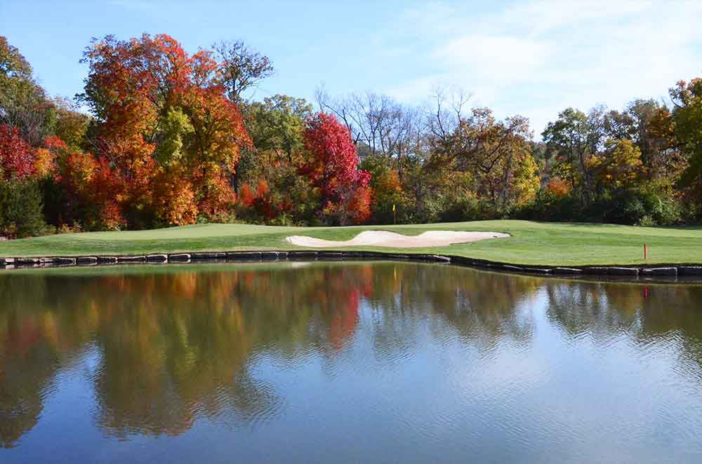 The-Country-Club-at-Loch-Lloyd,-Belton,-MO-Reflection