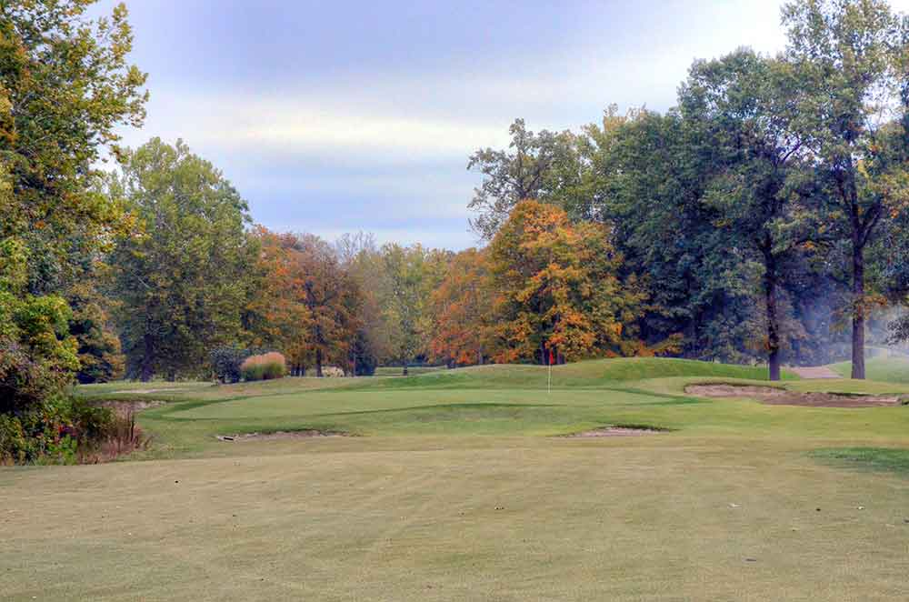 The-Legends-Country-Club,-St-Louis,-MO-Trees