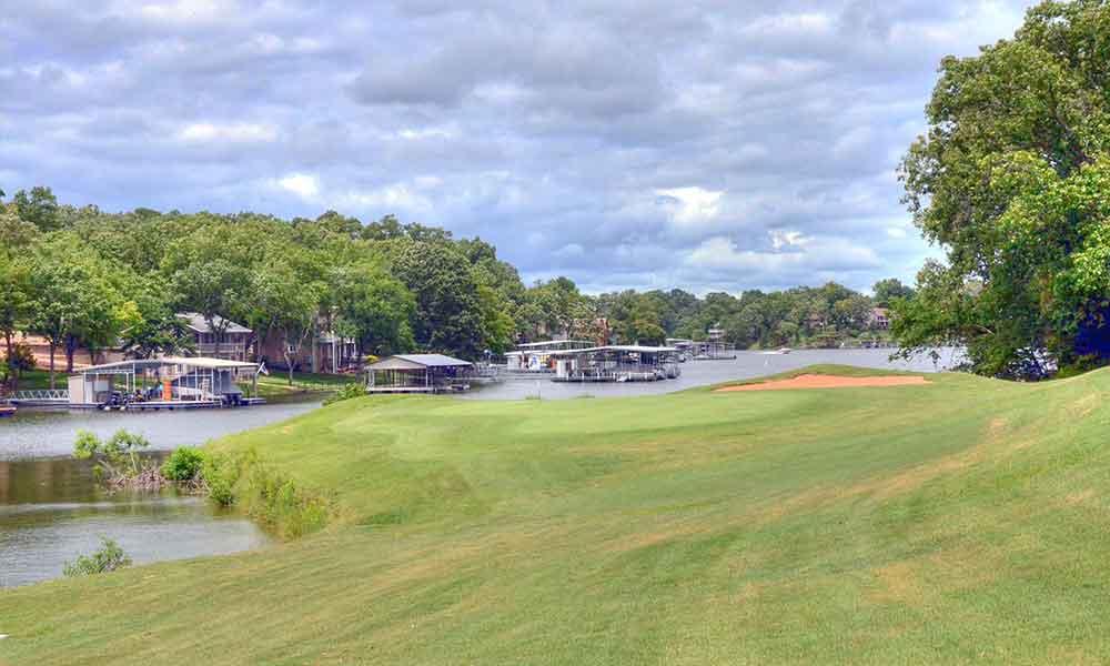The Oaks Golf Course At Tan Tar A Resort Osage Beach