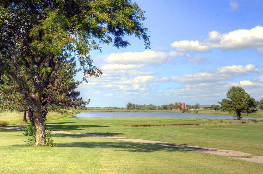 The-Rock-at-Country-Creek-Golf-Club,-Pleasant-Hill,-MO-Tree