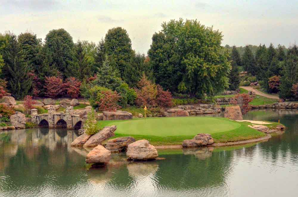 Top Of The Rock Golf Course Best Golf Courses In Branson