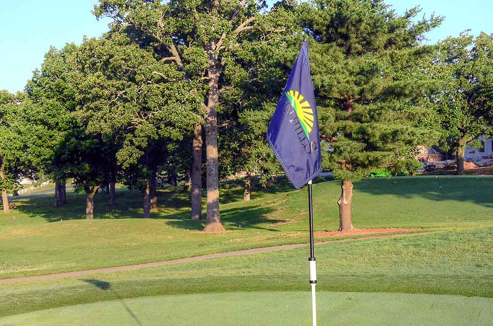Twin-Hills-Country-Club,-Joplin,-MO-Flag