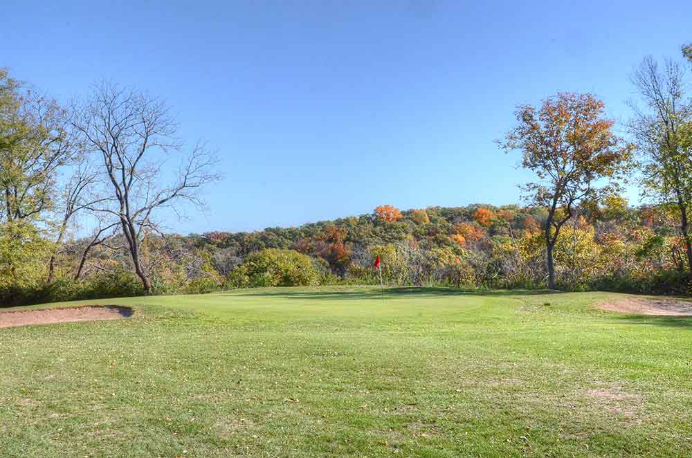 Unity-Village-Golf-Course,-Trees