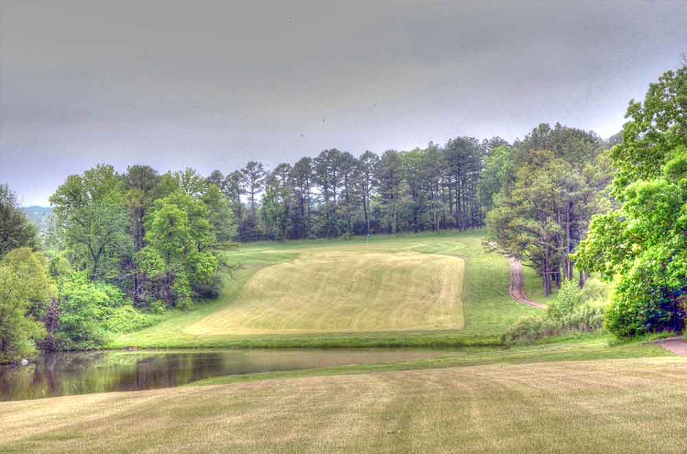 Viburnum-Golf-and-Country-Club,-Viburnum,-MO-Lake