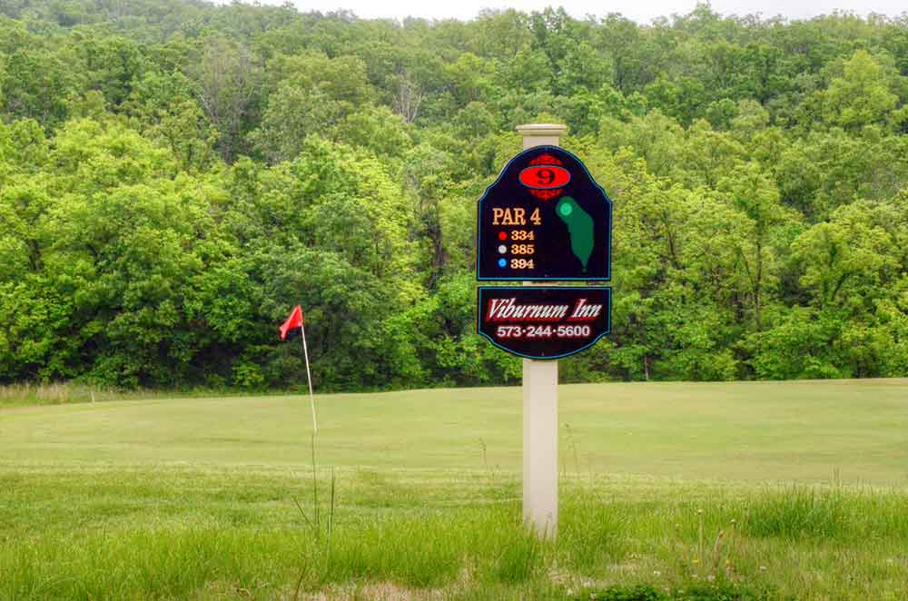 Viburnum-Golf-and-Country-Club,-Viburnum,-MO-Marker