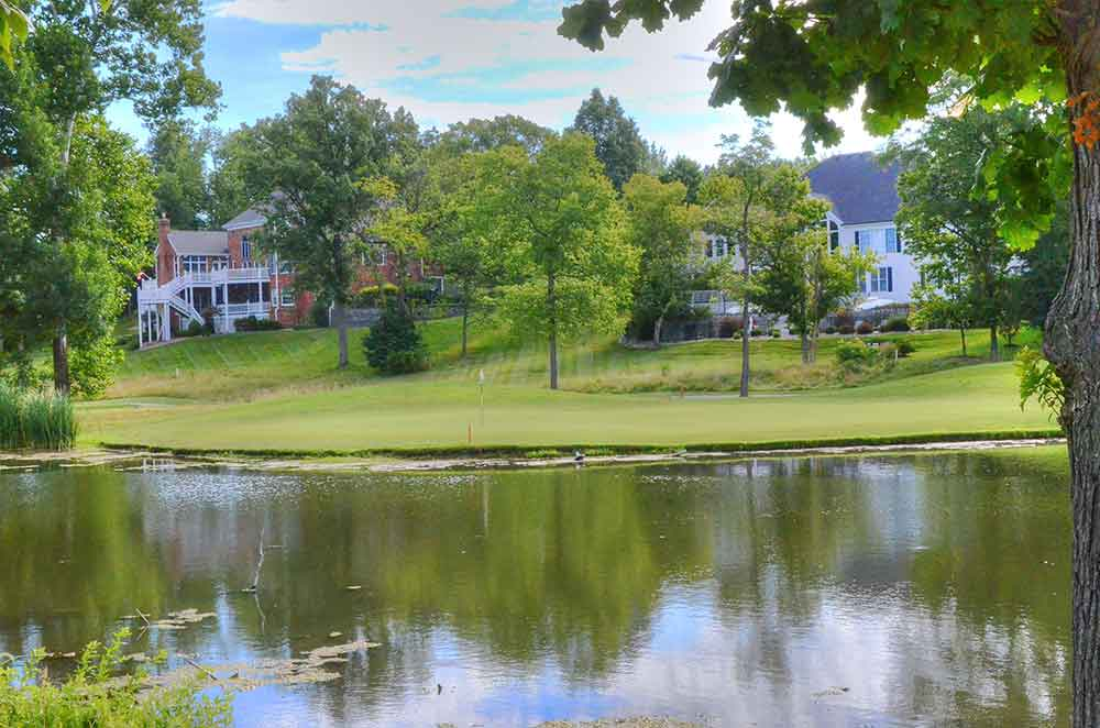 Whitmoor-Country-Club,-St-Louis-Pond