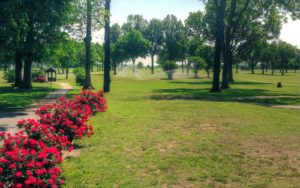 Charleston Country Club, Charleston, Missouri