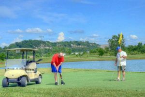 Turkey Creek and Ken Lanning Golf Center, Best best golf courses in Jefferson City, Missouri